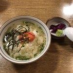 樽平 - お茶漬け(明太子)♪