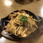 樽平 - 豚キムチ炒め♪