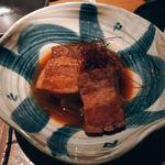 豆腐料理 空野 - 豚の角煮