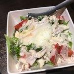 焼き鳥カフェ 鶏小屋 - 鶏小屋サラダ