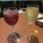 ワイン食堂 ホオバール - 「サングリア」「スパークリング」