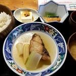 92628303 - 本日の煮魚定食:850円