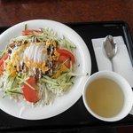 カフェ ファリガ - タコライス ドリンク付き 750円