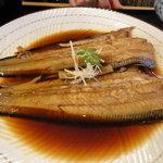 9263578 - 煮魚(クロウシノシタ)