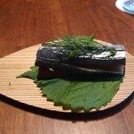92631102 - 秋刀魚のボカディージョ