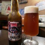Smoke&Cheese 上野HAZE - Teikoku IPA
