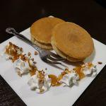 Smoke&Cheese 上野HAZE - メープルパンケーキ