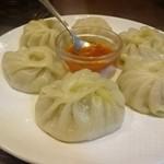 ダフェ ムナール - ネパール風餃子