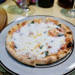 maggi - ☆ピザ マルゲリータ 1300円