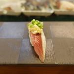 大塚 寿し常 - 生いわし(150円)