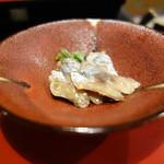 料理旅館 田事 - 自家製の山椒鰊