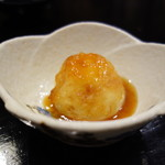 料理旅館 田事 - じゃがいもとチーズはカリフワ~の食感