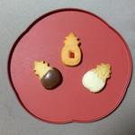 92637057 - チョコ&パイナップル&ホワイトチョコ味