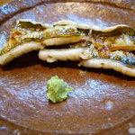 Shiduka - 穴子の白焼き