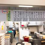 本庁食堂 - メニュー