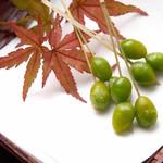 天ぷら新宿つな八 - 秋においしい『銀杏』
