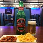 アリヤ 清真美食 - 青島ビール