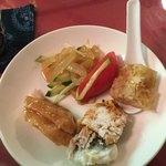 中国精進料理 凛林 - 前日の松茸よりも松茸の風味が効いていた!上書きされて人生で2番目の松茸