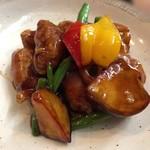 中国菜シンペイ - 酢豚