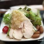中国菜シンペイ - 蒸し鶏