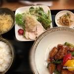 中国菜シンペイ - イベリコ豚の酢豚