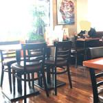 カフェ アラビカ - 雰囲気は良い