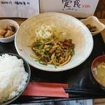 つばき食堂 - 料理写真: