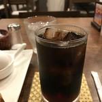 甘味工房 来倭多 - ドリンクはアイスコーヒーで(2018.9.13)