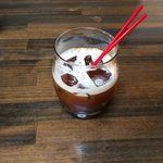 くうかい - ランチドリンク(アイスコーヒー)