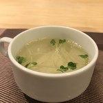 肉塊 UNO - スープ