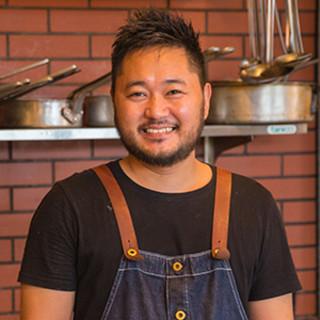 竹内健氏(タケウチケン)―食事の楽しさを表現した一皿
