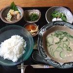 平庵 - 冷汁定食