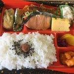 惣菜のあさひ - 料理写真:本日のお弁当 530円