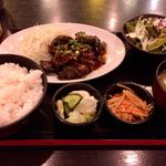 九州料理 居酒屋 永山本店 - 麻婆茄子定食