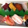 すし貫 - 料理写真:2500円 基本の品
