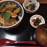 喰い処 南禅 - 肉茄子丼