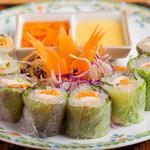 クワンチャイ タイ食堂茶屋町店 - 生春巻き