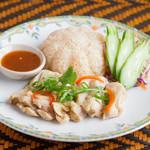 クワンチャイ タイ食堂茶屋町店 - カオマンガイ