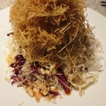 串焼き もんじろう - コールスローサラダ!