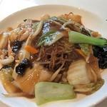 広東美食Meili - 料理写真:五目焼きそば