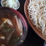手打ち蕎麦 神楽坂 -