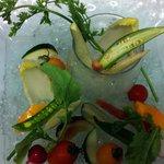 9266136 - めっちゃ旨かった野菜のフォンデュ