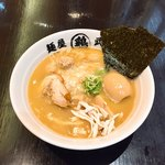 麺屋 武一 - 特製超濃厚鶏白湯そば