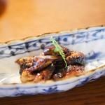 あつた蓬莱軒 - 肝焼き