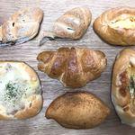ベーカークラスティー - 料理写真:今回買ったパンです。
