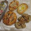 ファヴォリ - 料理写真:ゲットしたパン4種