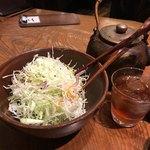 Katsukichi - おかわり自由のサラダ