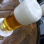 ビールスタンド重富