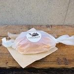 92667916 - omlet sandwitchの包みですw