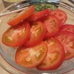 焼肉 ここから - フルーツトマト
